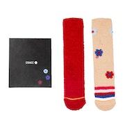 Stance Cuddle Cozy Box Set Womens Fashion Socks