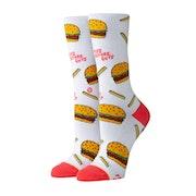 Stance Fries B4 Guys Crew Womens Socks