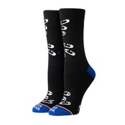 Stance Safety Pinned Womens Fashion Socks