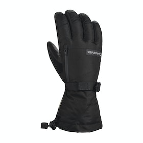 Dakine Leather Titan Snow Gloves - Black