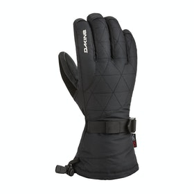 Dakine Camino Womens Snow Gloves - Black