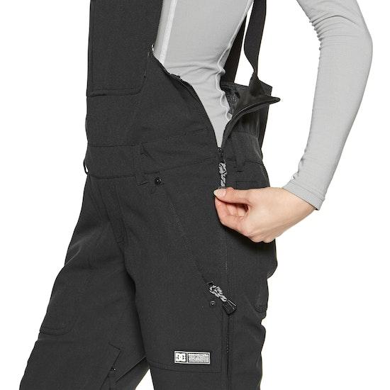 DC Collective Bib Womens スノボード用パンツ