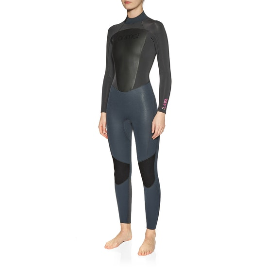 Animal Lava 4/3mm Back Zip Womens Wetsuit