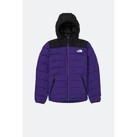 North Face Capsule La Paz Hooded Down Jacket - Hero Purple