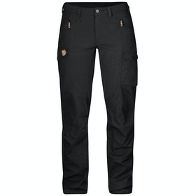 Fjallraven Nikka Ladies Walking Pants - Black