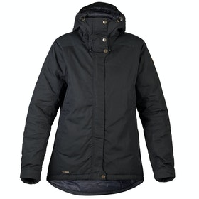 Fjallraven Skogsö Padded Ladies Jacket - Black
