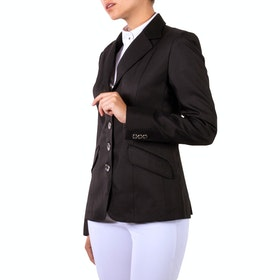 Mark Todd Elite Ladies Competition Jackets - Black