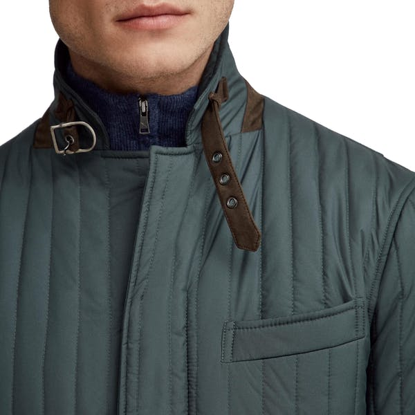 Hackett Channel Jacke