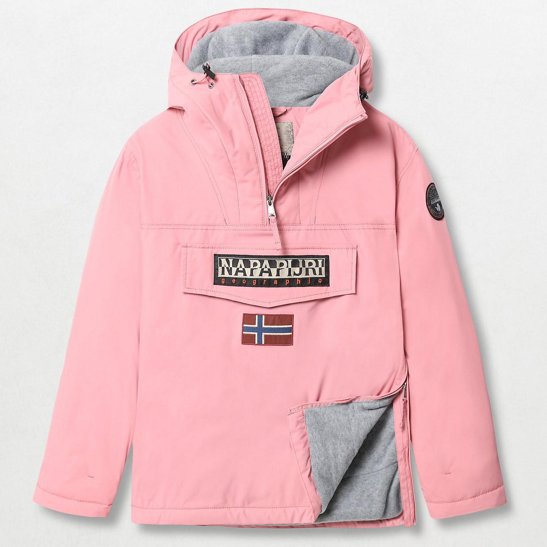 Napapijri Rainforest Winter 3 Damen Jacke Pink Blush