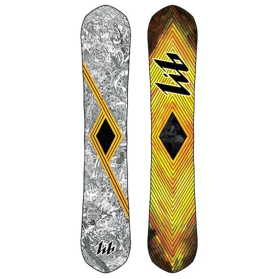 Lib Tech Travis Rice Pro Hp Pointy Wide Snowboard