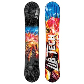 Lib Tech Glider Btx Womens Snowboard - Multicolour