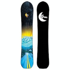 Gnu Klassy C2x Womens Snowboard - Multicolour