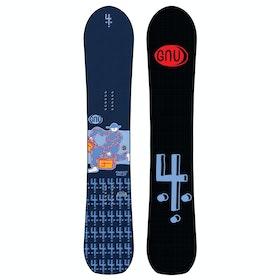 Gnu 4 C3 Snowboard - Multicolour