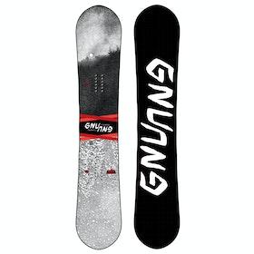 Gnu Asym T2b C2e Snowboard - Multicolour