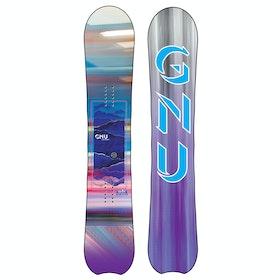 Gnu Chromatic Btx Womens Snowboard - Multicolour