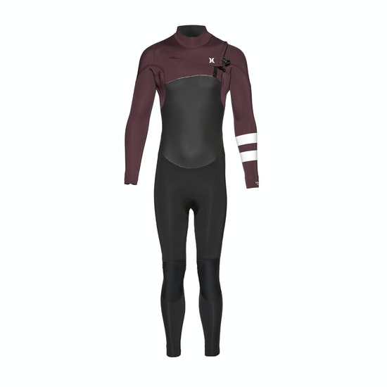 Hurley Advantage Plus 4/3mm Chest Zip Boys Wetsuit