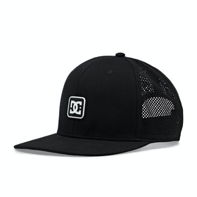 DC Perfstation Cap - Black