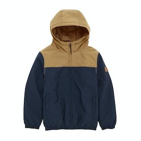 Rip Curl Union Boys Jacket - Indigo