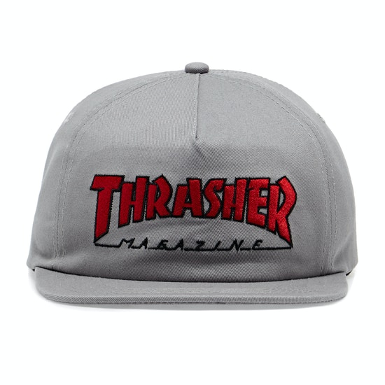 Thrasher Outlined Snapback Cap
