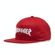 Thrasher Godzilla Snapback Cap