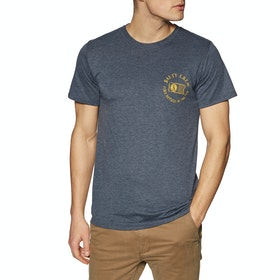 Salty Crew Bantam Short Sleeve T-Shirt - Navy Heather