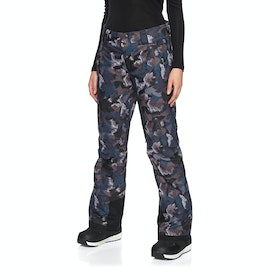 Patagonia Insulated Snowbelle Reg Snow Pant - Maple Camo: Smokey Violet