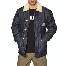 Carhartt Fairmount Coat Jacket - Blue
