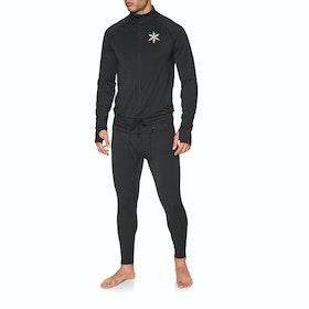 Airblaster Hoodless Ninja Suit Base Layer Leggings - Black