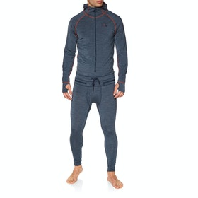Airblaster Merino Ninja Suit Base Layer Leggings - Navy