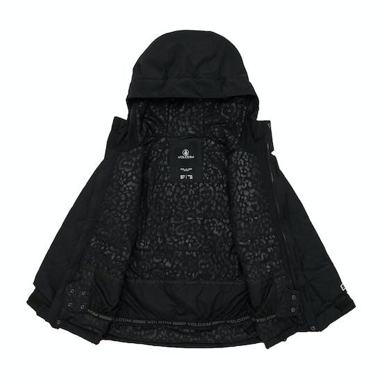 Volcom Sass N fras Insulated Girls Snow Jacket
