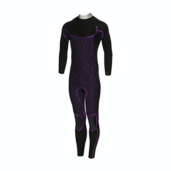 Billabong Furnace Comp 5/4mm Chest Zip Wetsuit