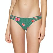Billabong Seain Green Tropic Bikini Bottoms
