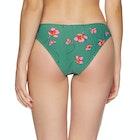 Billabong Seain Green Tropic Bikini Bottoms