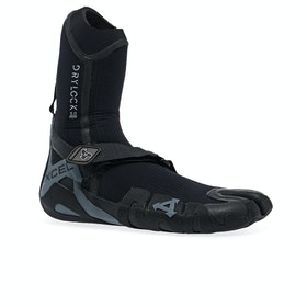 Xcel Drylock Split Toe 5mm Wetsuit Boots - Black Grey