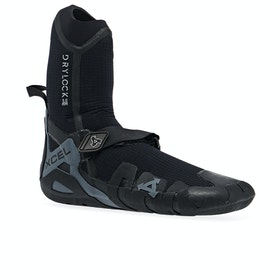Xcel Drylock Round Toe 5mm Wetsuit Boots - Black Grey