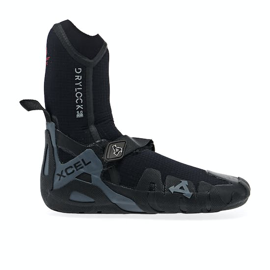 Xcel Drylock Round Toe 5mm Wetsuit Boots