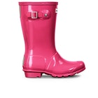 Hunter Original Gloss Kid's Wellington Boots