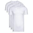 T-Shirt à Manche Courte Lacoste 3 Pack Supima Cotton Neck