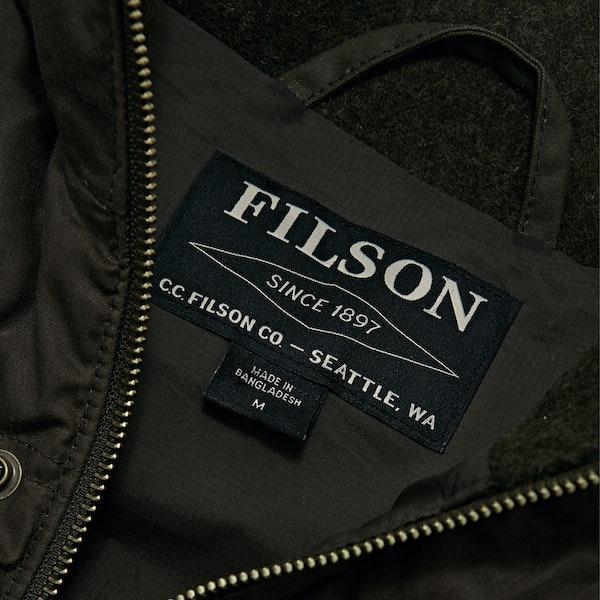 Filson Down Cruiser Gilet