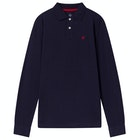 Hackett Cotton Slim Fit Logo Polo Shirt