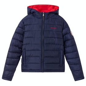 Hackett Puffa Light Kid's Jacket - Navy