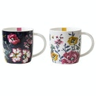 Joules 2 Mug Set In Gift Box Women's Mug