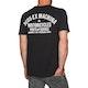 Deus Ex Machina Tokyo Address Kurzarm-T-Shirt