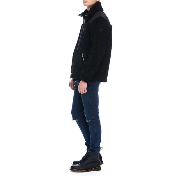 Moose Knuckles Barrows Zip Up Jacket