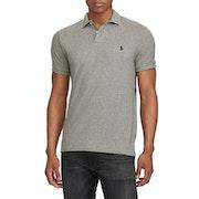 Ralph Lauren Slim Fit Mesh Polo Shirt
