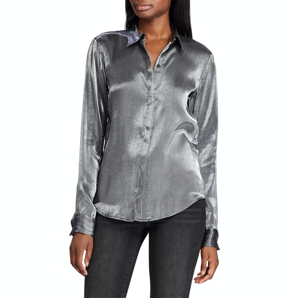 Ralph Lauren Kristy Long Sleeve Women's Shirt