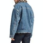 Levi's Dad Reversible Fur Trucker Women's Jacket
