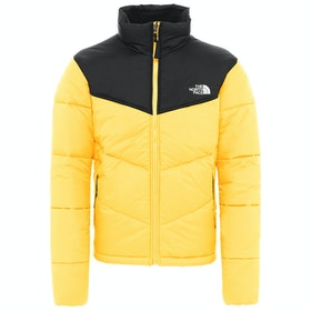 North Face Saikuru , Jacka - Yellow