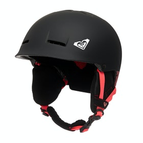 Roxy Avery Womens Ski Helmet - True Black