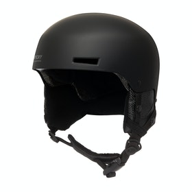 Roxy Muse Womens Ski Helmet - True Black